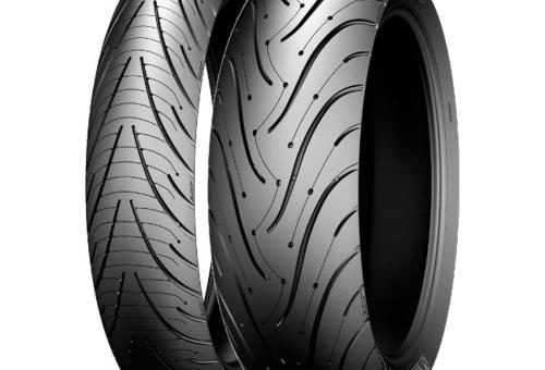 Michelin Pilot Road 3 - Moto pneu