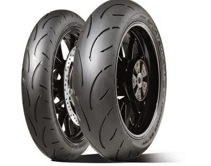 Dunlop Sportsmart 2 - Pneumatiky pro motocykly