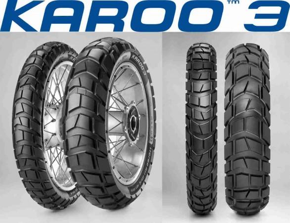 Metzeler Karoo 3 - Moto Pneumatiky