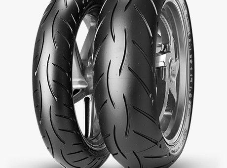 Metzeler Sportec M5 Interact - Moto pneu
