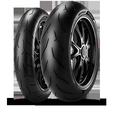 Pirelli Diablo Rosso III moto pneumatiky