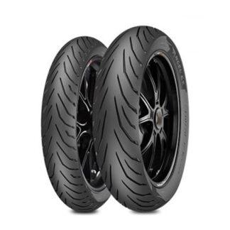 Nový moto pneu