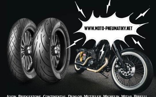 Moto pneumatiky Nabízíme pneumatiky za snížené ceny!