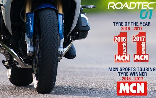Motopneu Metzeler • Metzeler ve světě • Roadtec 01
