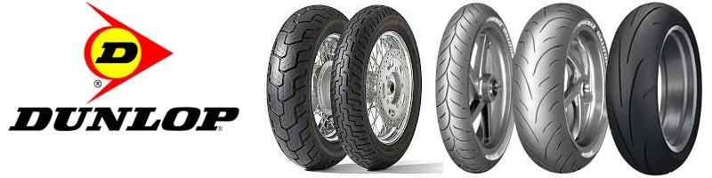 Dunlop Moto pneumatiky