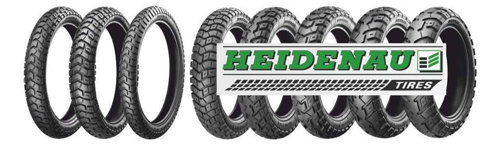 Heidenau moto pneumatiky