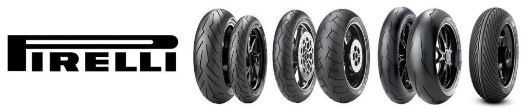 Pirelli moto pneumatiky