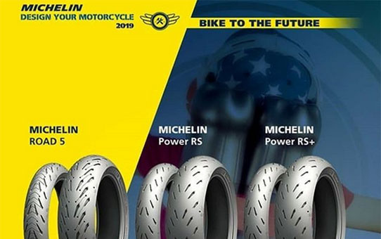 Michelin moto pneumatiky