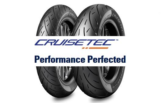 Metzeler cruisetc Velikosti pneumatik