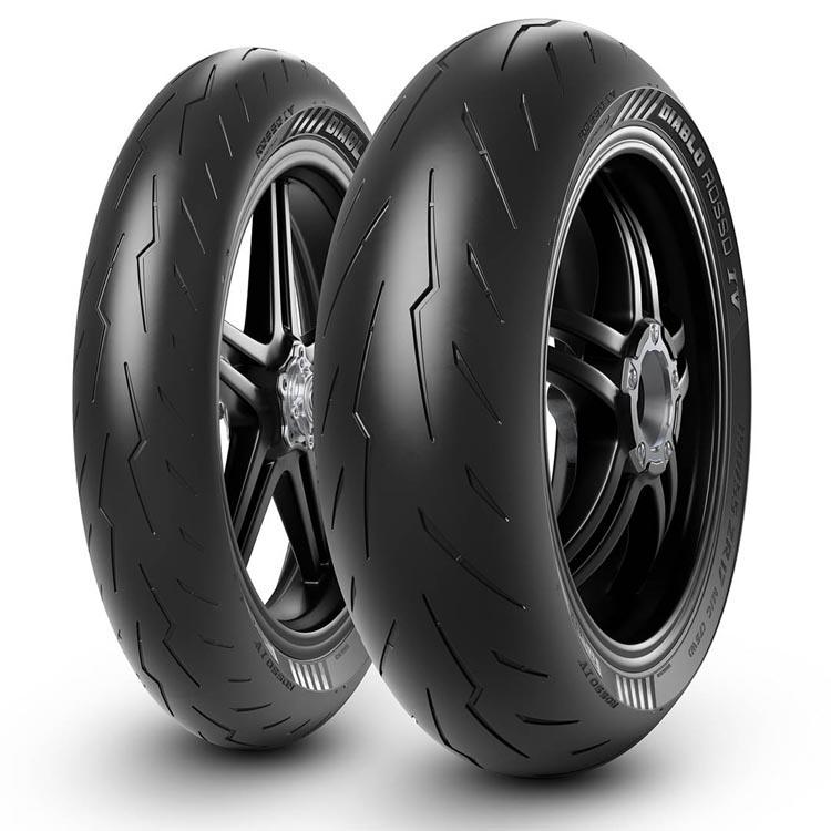 Pirelli Diablo Rosso IV moto pneumatiky