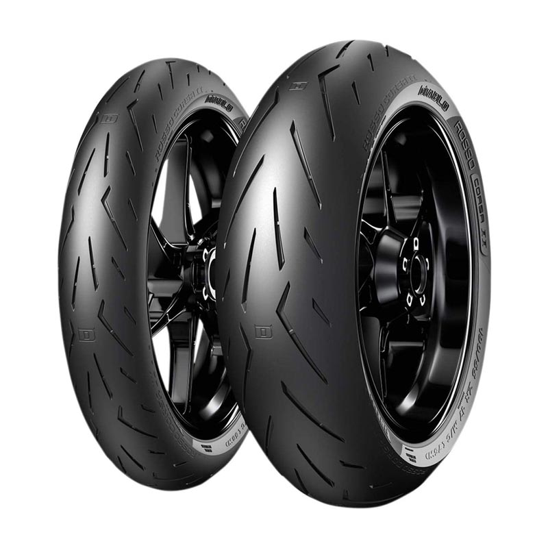 Diablo Rosso Corsa II moto pneumatiky